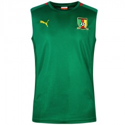 Cameroon national team training sleeveless shirt 2016 - Puma