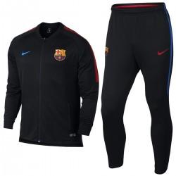 Tuta da rappresentanza nera FC Barcellona 2017/18 - Nike