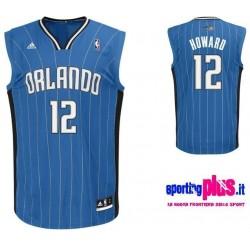 Orlando Magic Basketball Trikot von Adidas-Howard 12