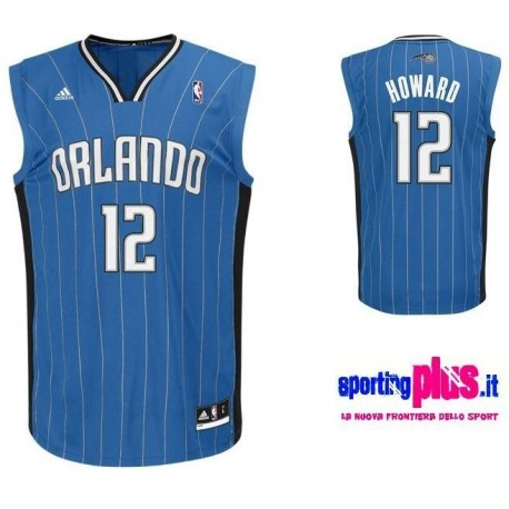 Camiseta Magic de Orlando por Adidas-Howard 12