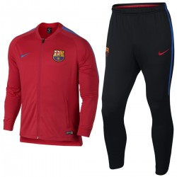 FC Barcelona red training presentation tracksuit 2017/18 - Nike