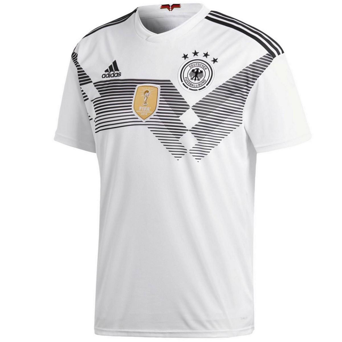 Germany Home football shirt World Cup 2018 - Adidas