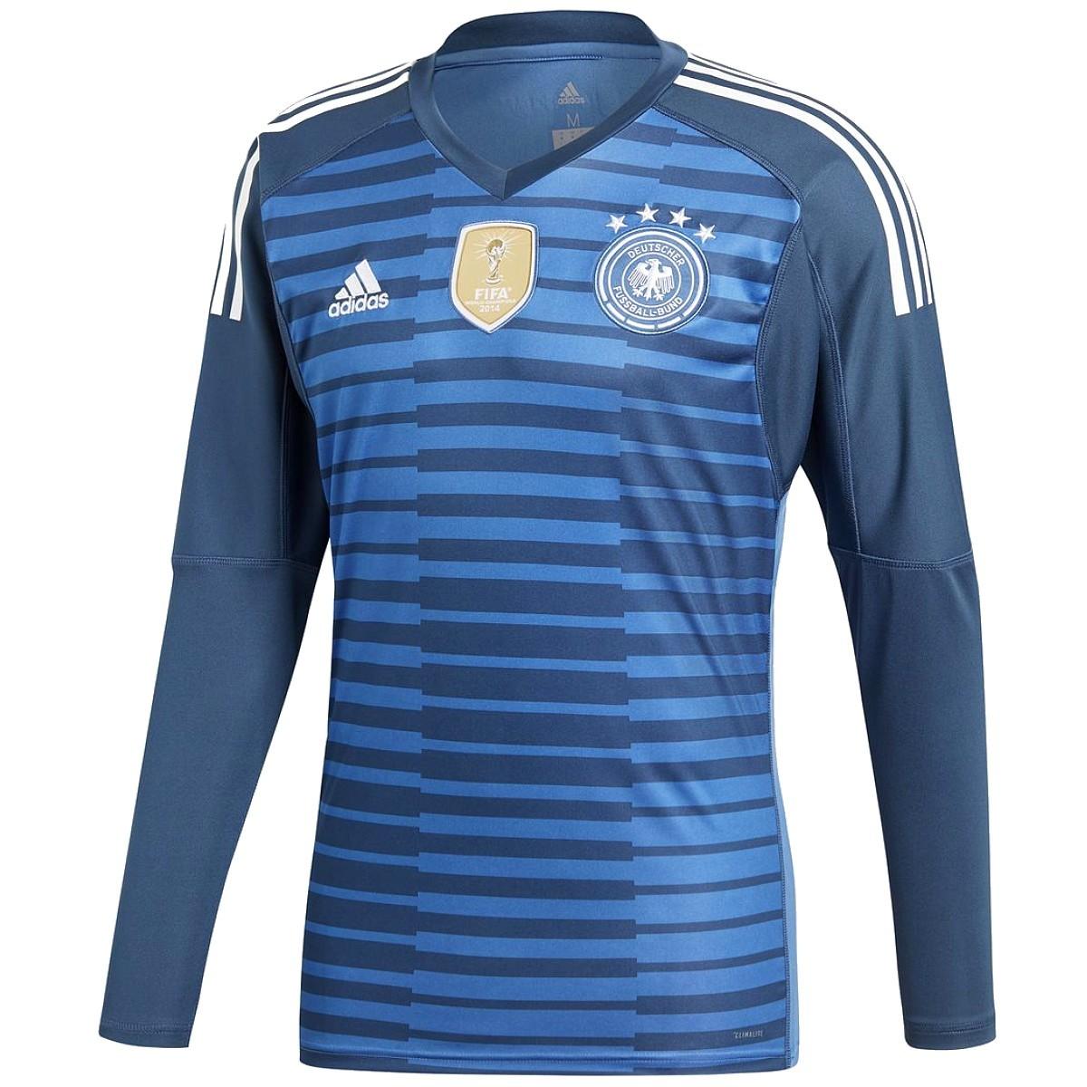 Germany Home goalkeeper shirt World Cup 2018 - Adidas