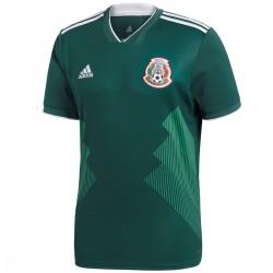 Camiseta futbol seleccion Mexico Copa del Mundo 2018 primera - Adidas