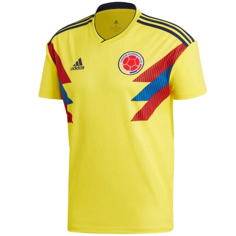 Camiseta futbol seleccion Colombia Copa del Mundo 2018 prime