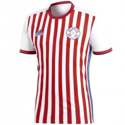 Paraguay Home football shirt 2018/19 - Adidas