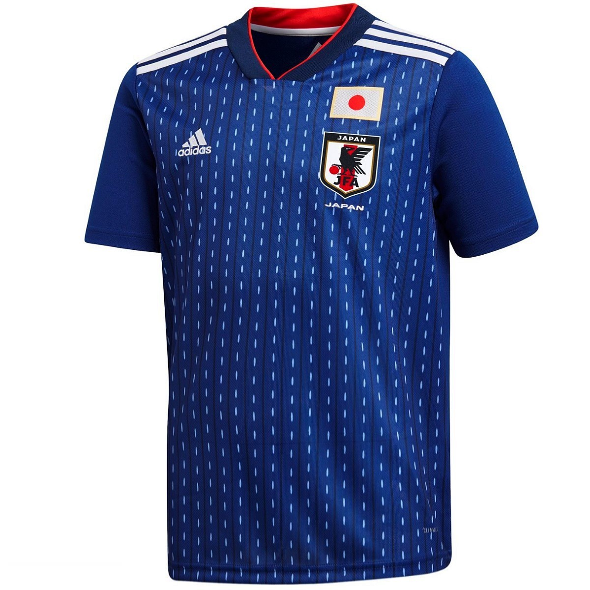 Maillot de foot Japon domicile Coupe du Monde 2018 Adidas