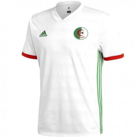 78a9604c4 Algeria football team Home shirt 2018 19 - Adidas