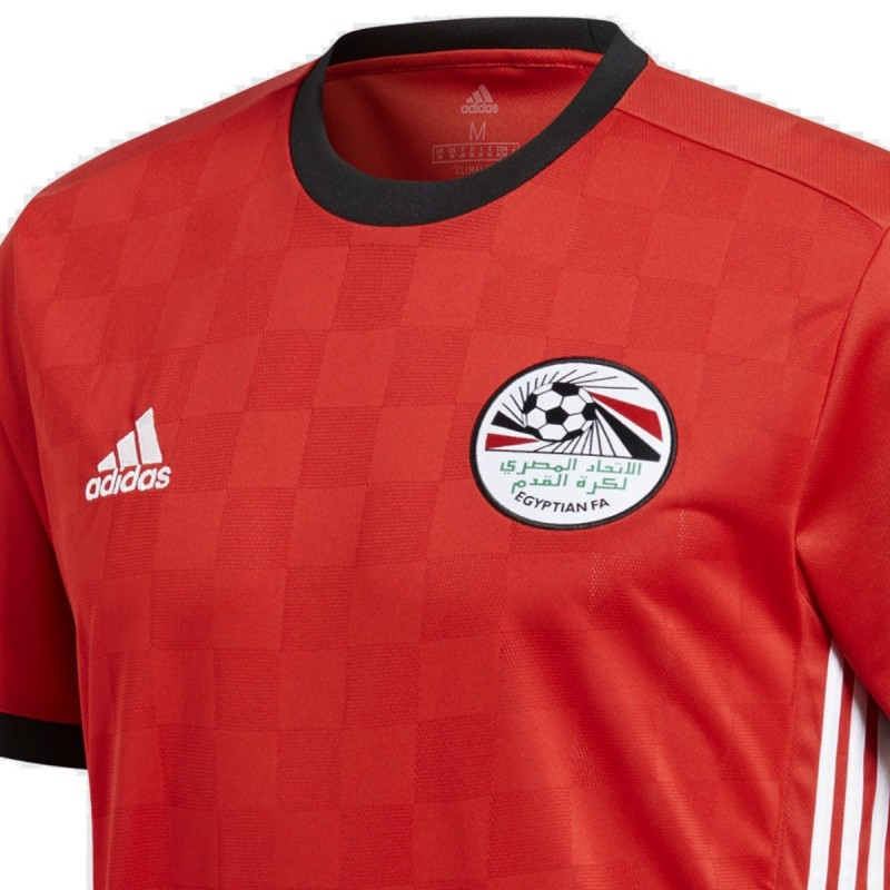 Egypt football team Home shirt World Cup 2018 19 - Adidas e9a35574d