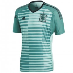 Camiseta portero seleccion España Copa del Mundo 2018 primera - Adidas