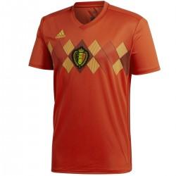 Camiseta futbol seleccion Belgica Copa del Mundo 2018 primera - Adidas