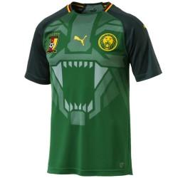 Kamerun Home Fußball Trikot 2018/19 - Puma