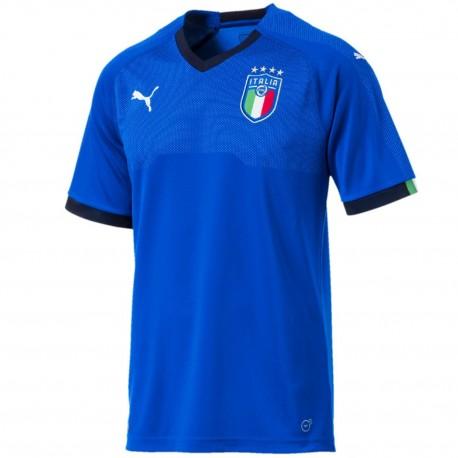 Italy football team Home shirt 2018/19 - Puma