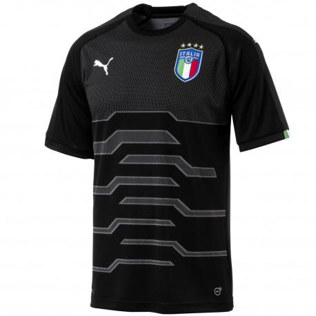 Italy football team goalkeeper Home shirt 2018/19 - Puma