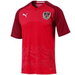 Austria national team Home football shirt 2018/19 - Puma