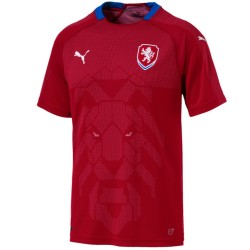 Czech Republic Home football shirt 2018/19 - Puma
