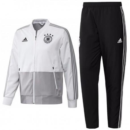 Deutschland fußball präsentation trainingsanzug 2018/19 - Adidas