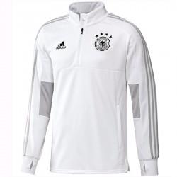 Felpa tecnica da allenamento Nazionale Germania 2018/19 - Adidas