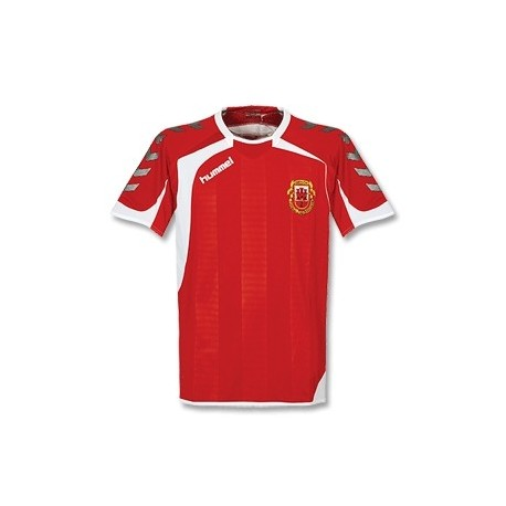 Gibraltar National Jersey Home 10/11 by Hummel