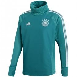 Sudadera tecnica Polar verde seleccion Alemania 2018/19 - Adidas