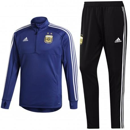 Tuta Nazionale Argentina Tecnica Adidas Da Allenamento 201819 D9IWYeEH2