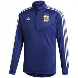 Sudadera tecnica de entreno seleccion Argentina 2018/19 - Adidas