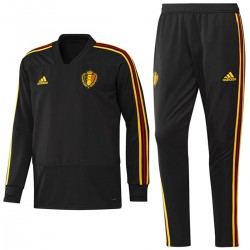 Belgium technical Hybrid sweat tracksuit 2018/19 - Adidas