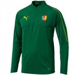 Cameroon football technical training sweatshirt 2018/19 - Puma