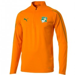 Ivory Coast football technical training sweatshirt 2018/19 - Puma