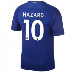 Hazard 10 Chelsea FC Home Fußball Trikot 2017/18 - Nike