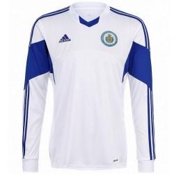 San Marino Away Fußball Trikot 2014/16 langarm - Adidas