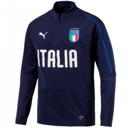 Italy technical training sweat top 2018/19 navy - Puma