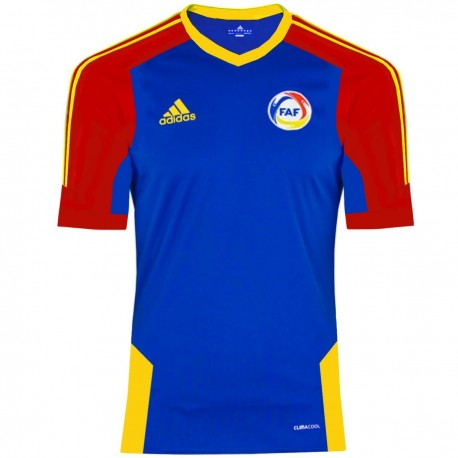 Andorra national team Away football shirt 2014/16 - Adidas