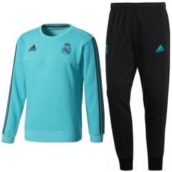 Survetement sweat d'entrainement Real Madrid 2018 - Adidas