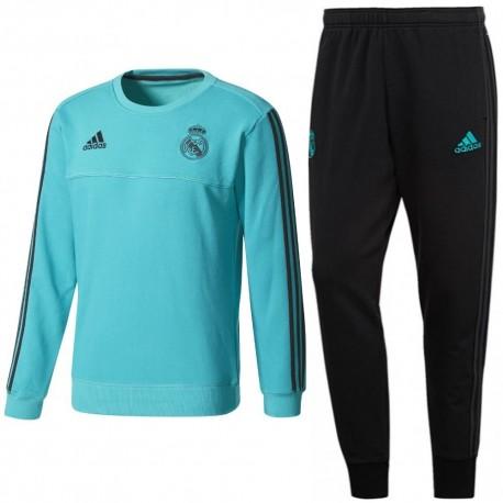 Tuta sweat da allenamento Real Madrid 2018 - Adidas