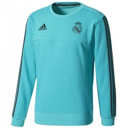 Sweat top d'entrainement Real Madrid 2018 - Adidas