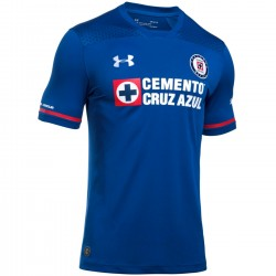 Maillot de foot Cruz Azul domicile 2017/18 - Under Armour