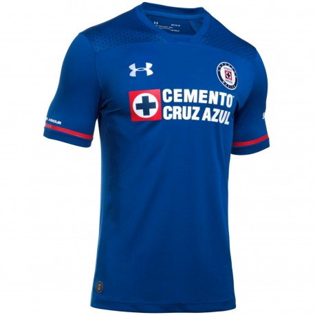 c7b692da09352 Camiseta de fútbol Cruz Azul FC primera 2017 18 - Under Armour