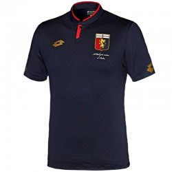 Genoa CFC football shirt Third 2017/18 - Lotto