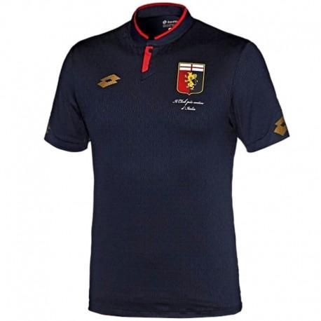 Genoa CFC football shirt Third 2017/18 - Lotto