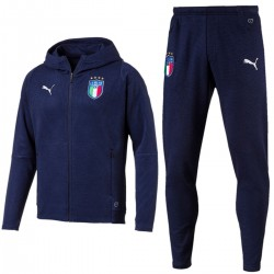 Italy football casual presentation tracksuit 2018/19 - Puma