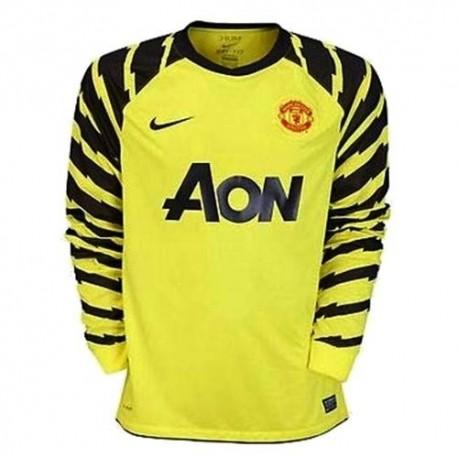 Maglia Portiere Manchester United 2010/11 Home - Nike
